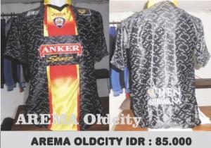 Jersey Arema